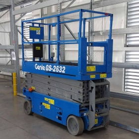 Plataforma de Tijera Modelo GS2632